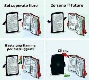 Ebook o cartaceo? Il grande dilemma dei lettori italiani
