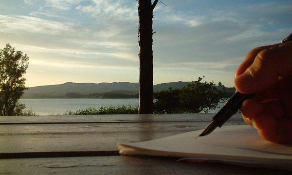 Il momento perfetto per scrivere