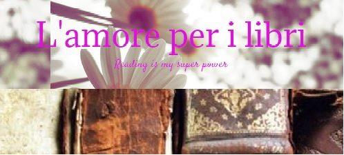 "Intervista per il Blog ""L'amore per i libri"""