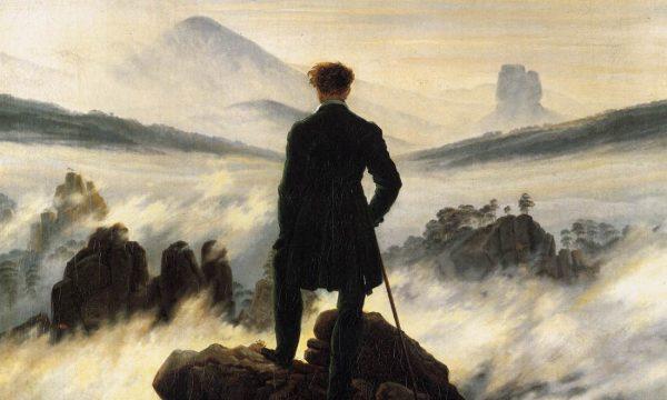 Picture-Story: Viandante sul mare di nebbia