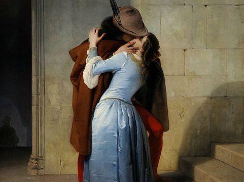 Picture-Story: Il bacio