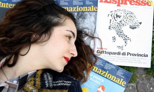 La mia intervista per Eleonora Marsella