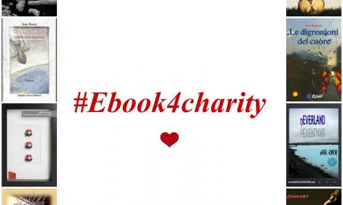 #Ebook4charity: 20 Ebook per beneficienza