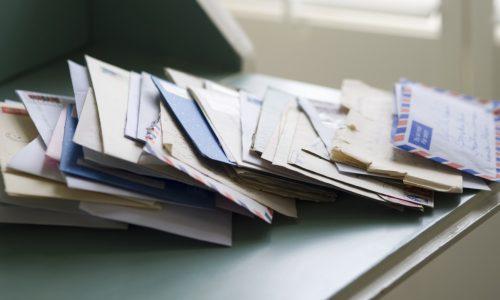 Lettere di carta
