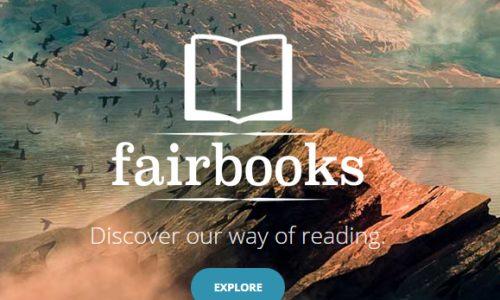 #iltrenoperlafelicità è ora su Fairbooks!