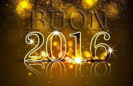 Buon 2016!