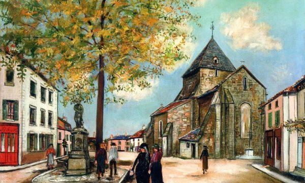 Picture-Story: Eglise de Bessines