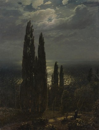 Dubovskoy - Night on the southern shore