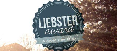 Liebster Award Nomination per il blog!