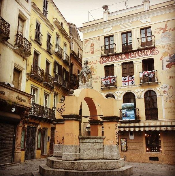 Piazza Lamarmora
