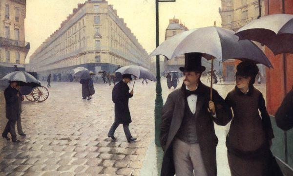 Picture-Story: Parigi in un giorno di pioggia