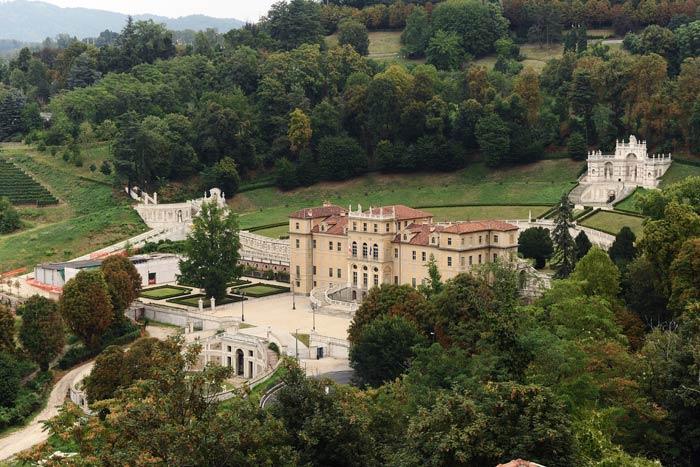 villa della regina