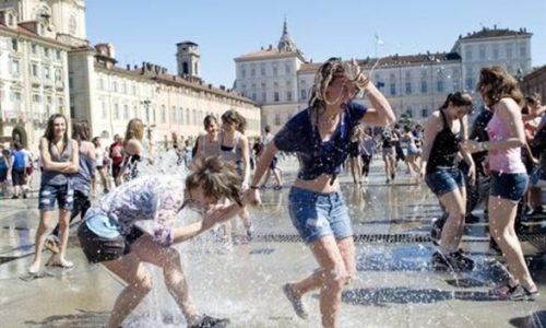 Vacanze d'estate – 1. I bagni di fine scuola