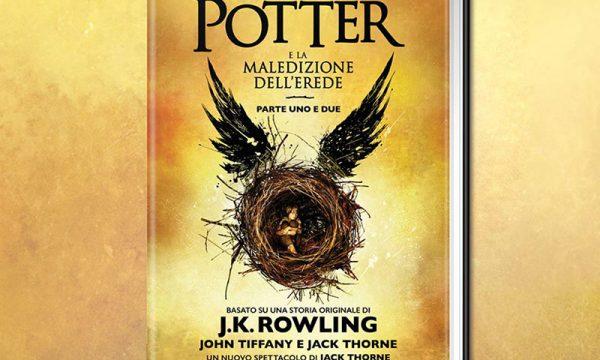 Harry Potter e la maledizione dell'erede: a settembre in libreria!