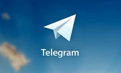 Michael Floris sbarca su Telegram!