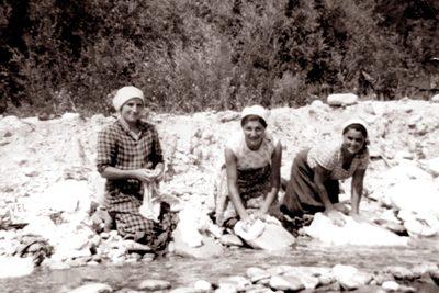 Il seminatore di grano – 3. Al fiume