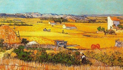 Il seminatore di grano – 5. La mietitura