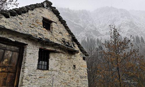 Sull'Alpe Devero.